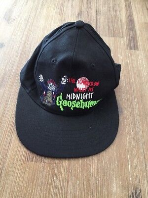 """Goosebumps Hat """"The Scarecrow Walks At Midnight"""" NWOT"""