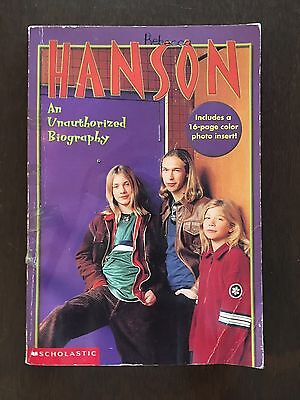 Hanson An Unauthorized Biography