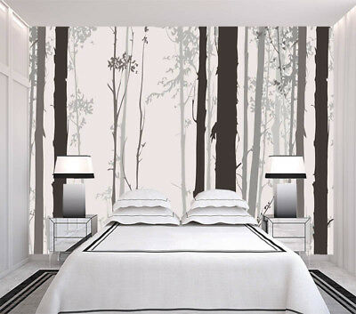 Solitary Tree 3D Full Wall Mural Photo Wallpaper Printing Home Kids Decoration