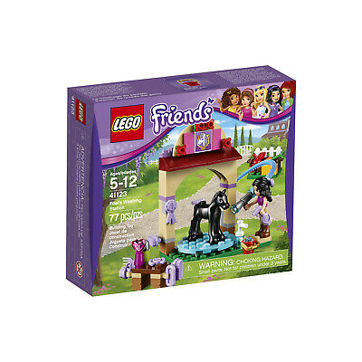 LEGO FRIENDS - Foal's Washing Station 41123 NEW - MISB - ITEM ...