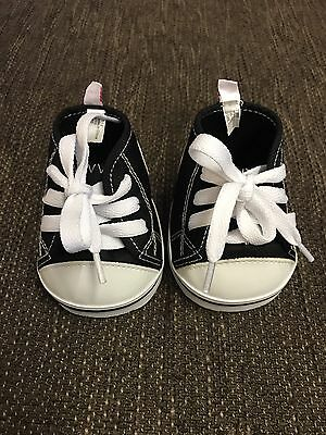 Build A Bear Shoes Runners Black