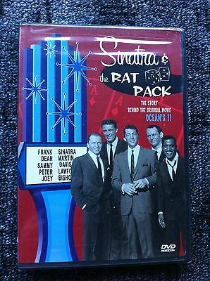 SINATRA  & THE RAT PACK - The Story Behind The Original Movie Ocean's 11 - DVD