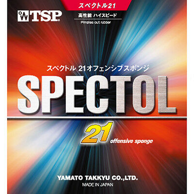 TSP Spectol-21 Table Tennis Rubber (Clearance Sale)
