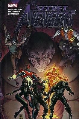 Secret Avengers Vol 1 & 2 by Rick Remender, Zircher & more HC Marvel Comics