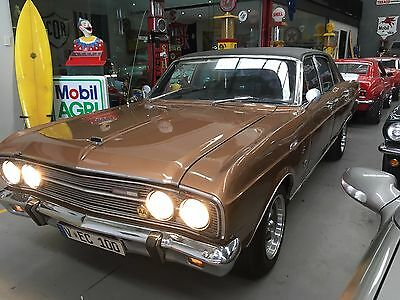 1968 1 Owner Ford Zb Fairlane 302 V8  ! Collectors Car.