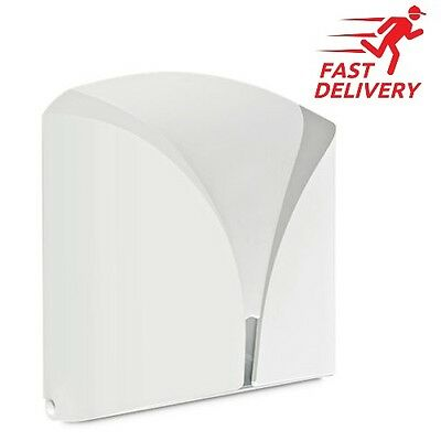 Strong Wall Mounted Hand towel Dispenser for Paper Tissue C fold Multi Fold