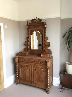Victorian Antique French Dressing Table