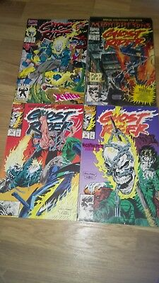 Ghost Rider issues 27-30