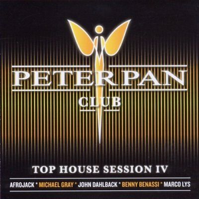 Peter Pan Club-Top House Session Iv  CD NUOVO