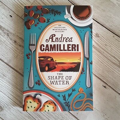 The Shape of Water by Andrea Camilleri (Paperback, 2017)