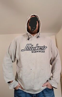 snickers work hoodie xl. Scally interest