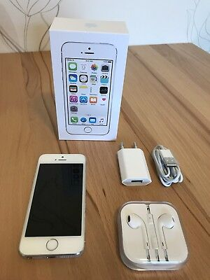 iphone 5 weiss silber 16gb eur 68 00 picclick de. Black Bedroom Furniture Sets. Home Design Ideas