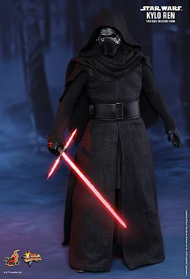STAR WARS: Force Awakens - Kylo Ren 1/6th Scale Action Figure MMS320 (Hot Toys)