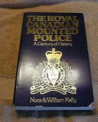 Four Books on the History of the Royal Canadian Mounted Police