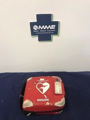 Philips HeartStart FRx AED w/ Case, Battery and Pads - 861304