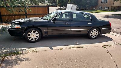 2007 Lincoln Town Car executive L 2007 lincoln limo