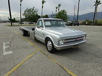 1967 Chevrolet Car Hauler  1967 Chevrolet C-30 Dovetail Car Hauler