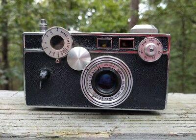 Argus C3 Camera, not working, for display, parts or repair
