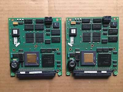 Lot of 2 Philips M1053-66515 boards for precious metal recovery
