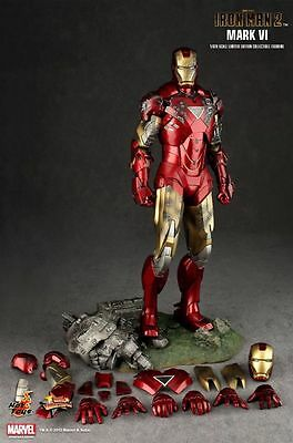 Hot Toys IRON MAN MARK VI 1/6 Figure MMS132