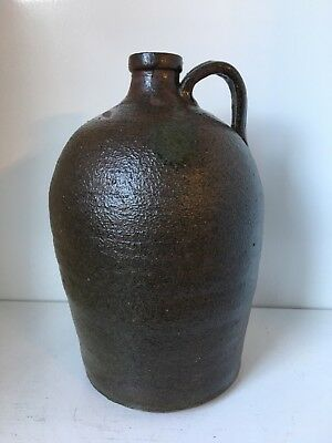 19th Century SOUTHERN Pottery Glazed JUG Clean