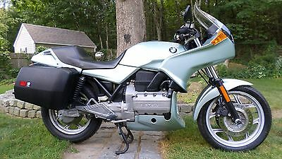 1987 BMW K-Series  1987 BMW K75S ONLY 8900 ORIGINAL MILES. NEW MICHELIN TIRES. RIDE THIS HOME!!