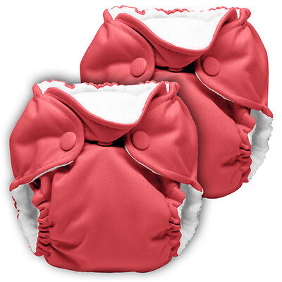 Lil Joey 2-Pack All-in-one Cloth Diaper - New in Package - Spice