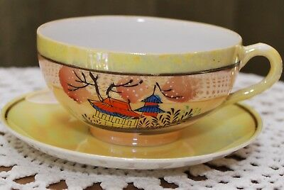 Made In Japan teacup and saucer