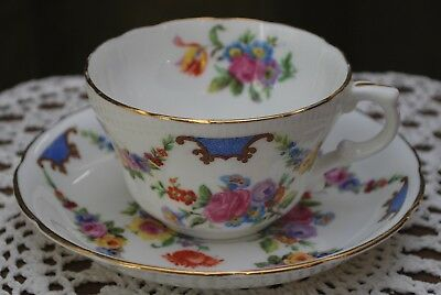 Hammersley teacup and saucer