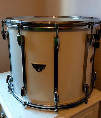 """Caledonian By Legato 14"""" Marching Snare Drum RARE"""