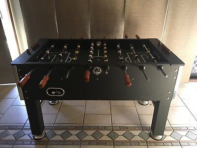 Pro 5FT Foosball Table Fully Assembled Free Delivery To City Of Darebin