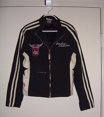 Harley Davidson Jacket Girls Youth Size M (10-12)