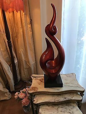 David Hart Galleries Collector Large Sculpture Artwork Piece