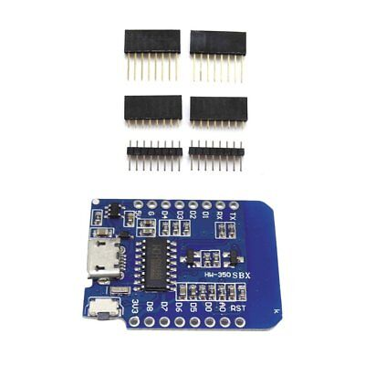 D1 Mini NodeMcu Lua WIFI Internet Of Things Development Board Based ESP8266 MX