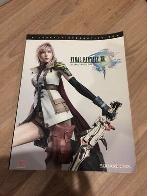 Final Fantasy 13 Complete Official Guide
