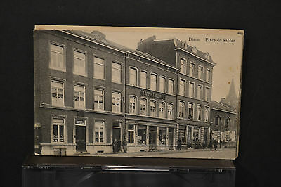 Cp  Ancienne Carte Postale - Dison - Place Du Sablon - Commerce Imprimerie - Ttb