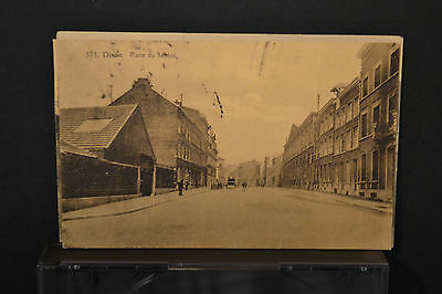 Cp  Ancienne Carte Postale - Dison - Place Du Sablon - Edition Winandy - Ttb