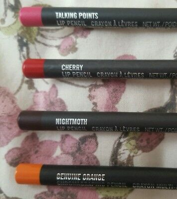 MAC LIP PENCILS x4