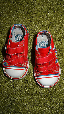 Pablosky girl/boy trainers UK SIZE 4