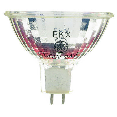 EKX 24v 200w GX5.3 GE 36899 Projector Bulb Lamp UK Stock