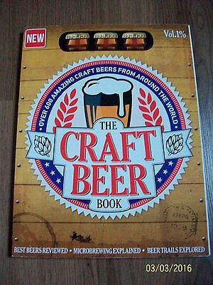 THE CRAFT BEER BOOK New Bookazine Over 600 Amazing Beers From Around The World
