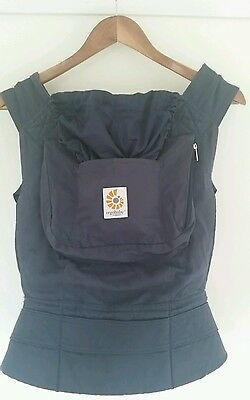 ERGOBABY ORGANIC with infant insert