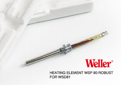 1pc NEW WELLER HEATING ELEMENT WSP80  ROBUST FOR WSD81
