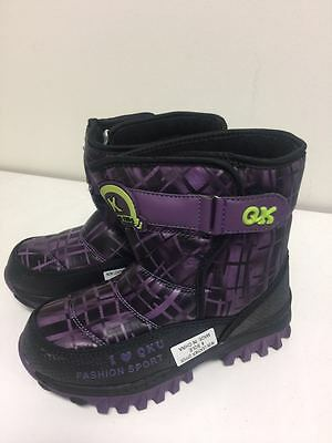 snow walking boots (kids) Size 30