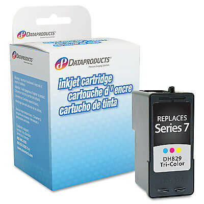 Data Products Remanufactured DH829 (Series 7) Ink 475 Page-Yield Tri-Color