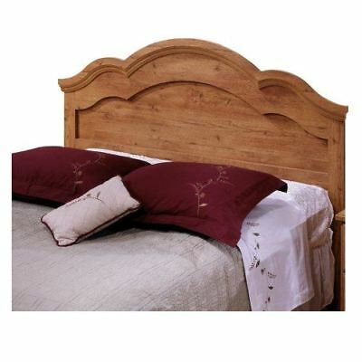 South Shore Furniture Prairie Collection, 54-Inch/60-Inch Headboard, Country Pin