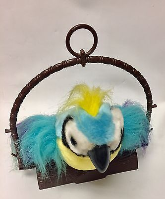Parrot head Talking Parrot Motion Activated Cursing  X Rated Gag Gift Tested