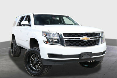 "2017 Chevrolet Tahoe LT NEW 6"" LIFT 22"" WHEELS 35"" MUD TIRES 2017 CHEVY TAHOE LT LEATHER NAV REAR CAM"