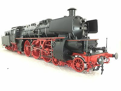 Bockholt 1 Gauge Steam Locomotive BR 18 323 ABSOLUTE RARITY IN Top Condition for