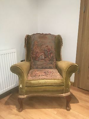 Stunning French Style Romeo &  Juliet Armchair